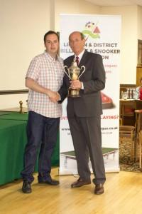 John Stobie Tournament Winner- Matt Lee