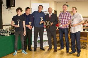 Snooker Team Knockout Winners - Lincoln Snooker Club A