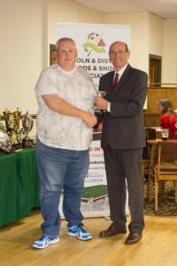 Division 1 Knockout Finalist - Jonathon Graves