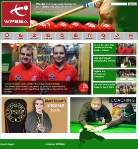 Lincoln Snooker Coaching WPBSA