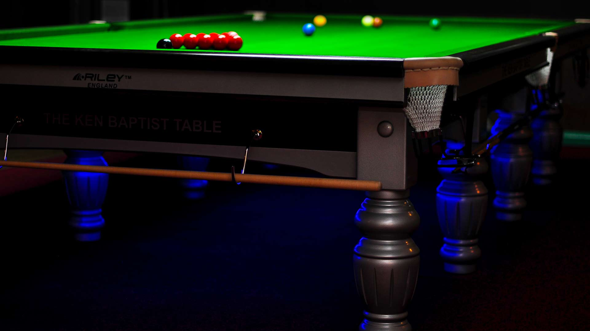 Riley Snooker Table Lincoln